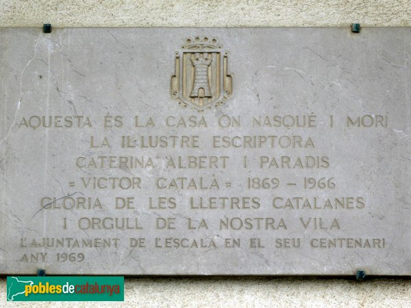 L'Escala - Casa Albert