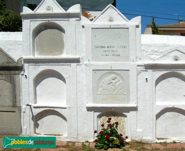 L'Escala - Cementiri Vell