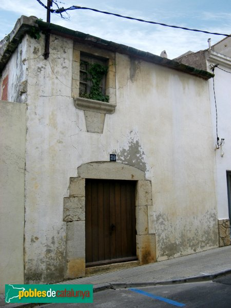 L'Escala - Casa del segle XVIII