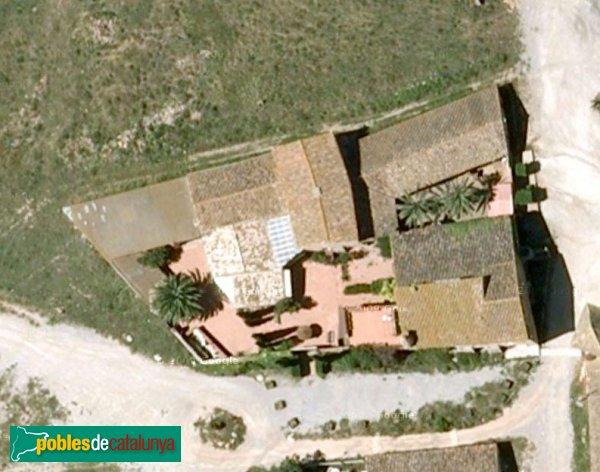 L'Escala - Can Gepot, vista aèria