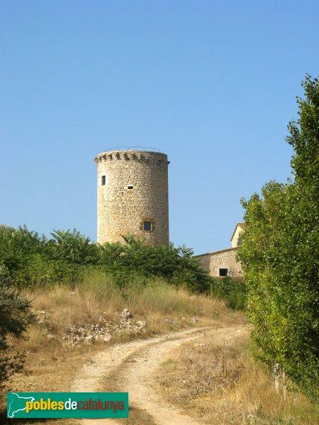 L'Escala - Torre de Mas Torreportes