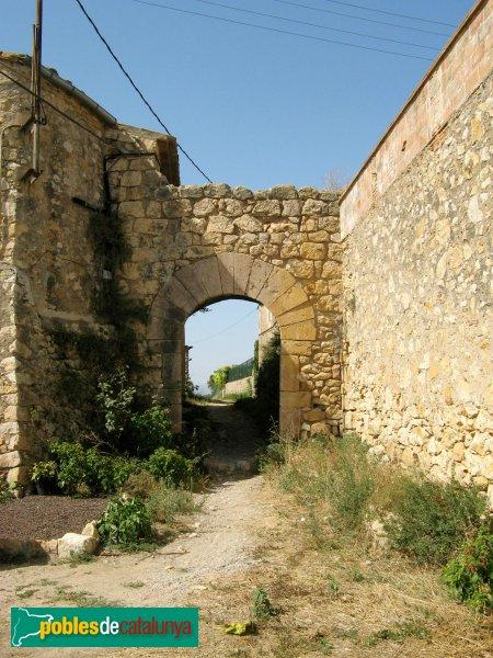 L'Escala - Cinclaus, portal