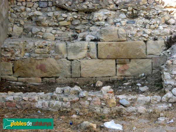 Sant Martí d'Empúries - Muralla