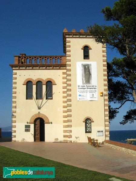 Sant Martí d'Empúries - Casa del Servei Forestal