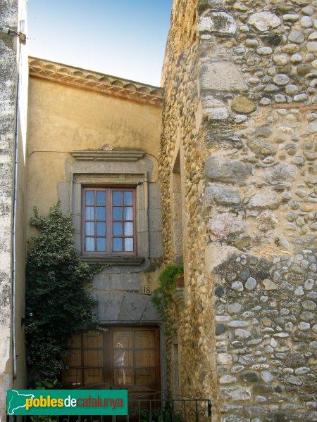 L'Armentera - Casa del carrer Major