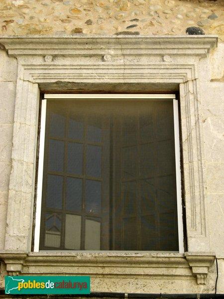 L'Armentera - Finestra renaixentista