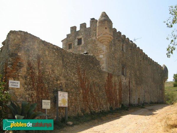 Viladamat - Castell de la Garriga
