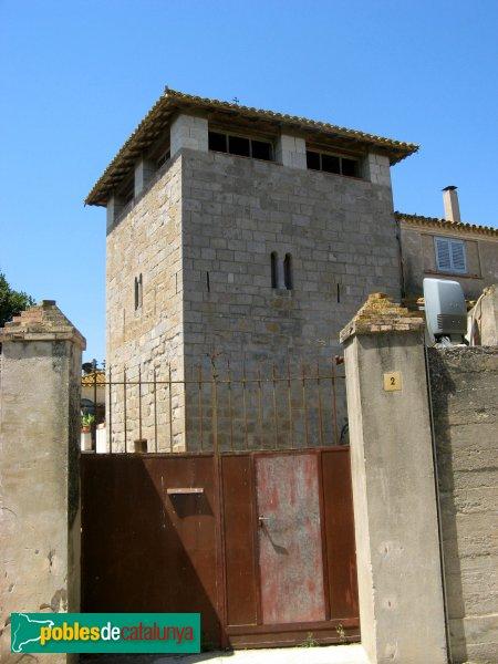 Torroella de Fluvià - Torre de ca l'Albanyà