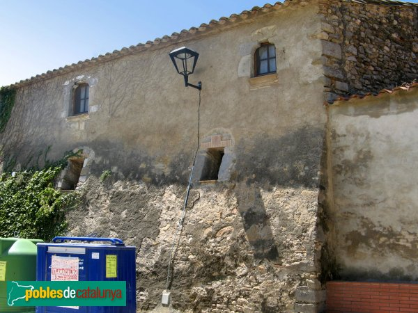 Torroella de Fluvià - Nucli de Sant Tomàs de Fluvià