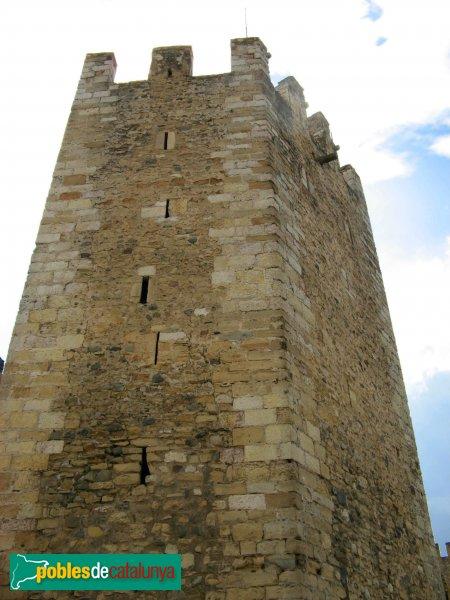 Torre Dels Cinc Cantons - Montblanc - La Vila