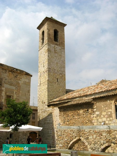 Montblanc - Església de Sant Miquel