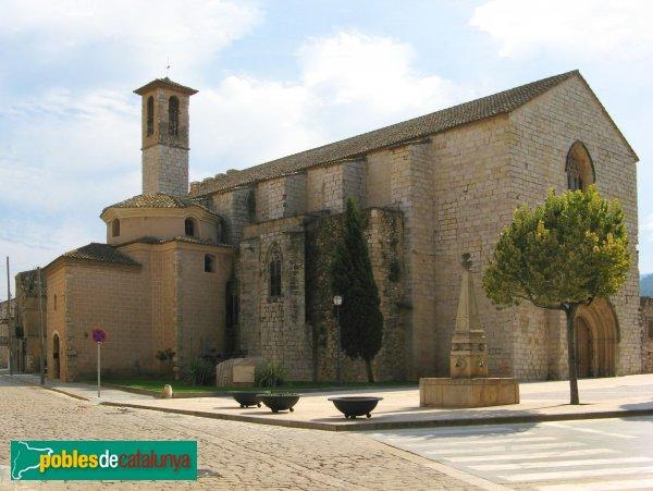 Montblanc - Església de Sant Francesc