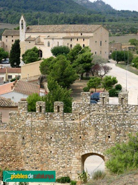 Montblanc - Convent de la M.D. de la Serra