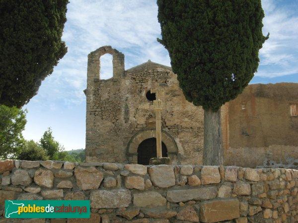 Prenafeta - Església de Santa Anna