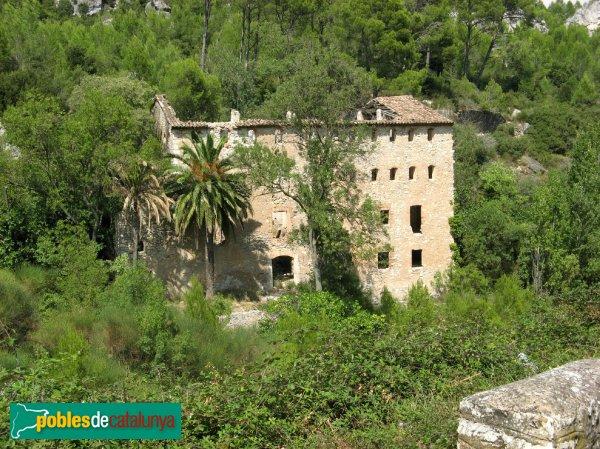 Vilaverd - Molí de la Font Gran