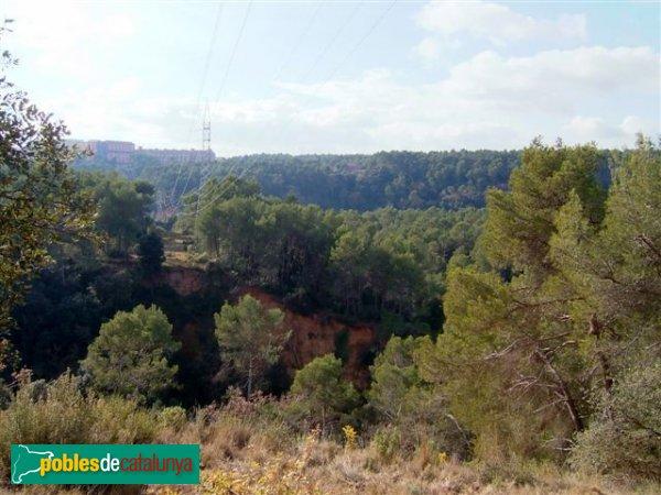 Castellar del Vallès - Sabadell des de can Bages
