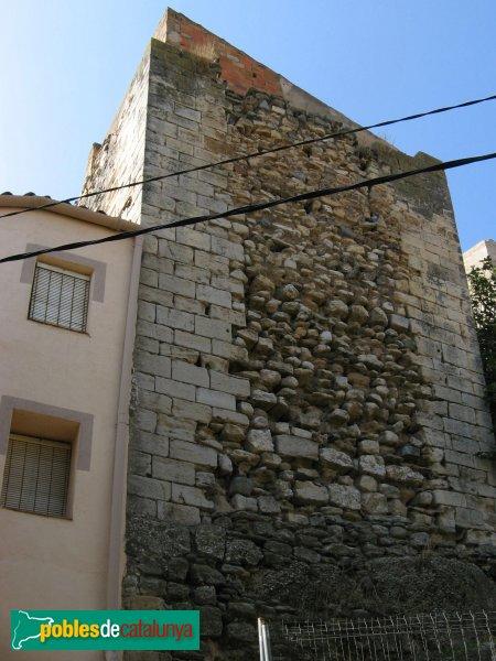 L'Espluga de Francolí - Torre del castell