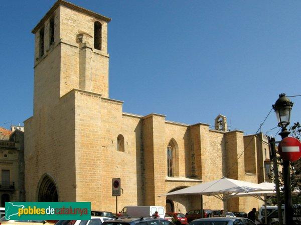 L'Espluga de Francolí - Església vella de Sant Miquel