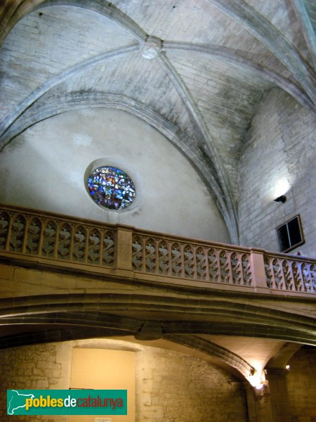 Santa Coloma de Queralt - Església de Santa Maria