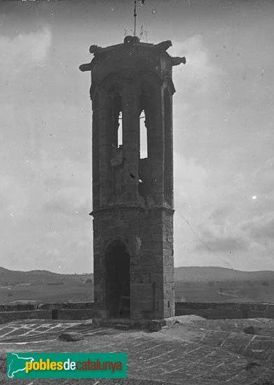 Santa Coloma de Queralt - Església de Santa Maria, 1923