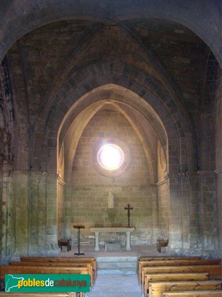 Santa Coloma de Queralt - Santa Maria de Bell-lloc
