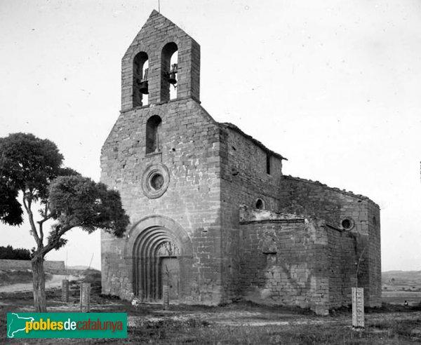 Santa Coloma de Queralt - Santa Maria de Bell-lloc,  1923