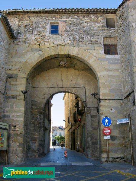 Santa Coloma de Queralt - Portal del Sanou