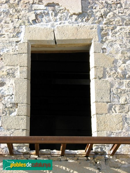 Santa Coloma de Queralt - Mas d'en Briàs