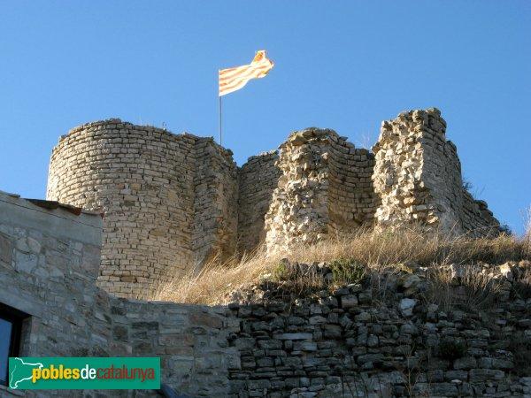 Santa Coloma de Queralt - Castell d'Aguiló