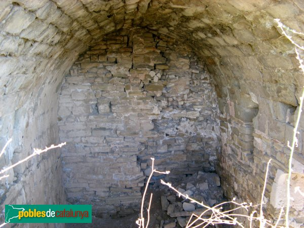 Les Piles - Sant Gallard, molí Vell