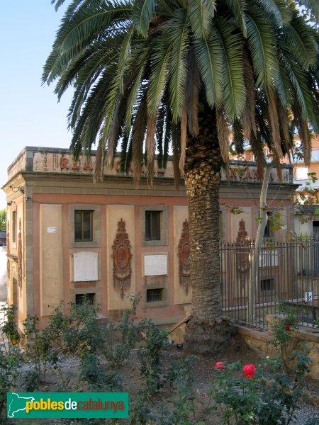 Casa de comportes del canal de la infanta molins de rei - Casas en molins de rei ...
