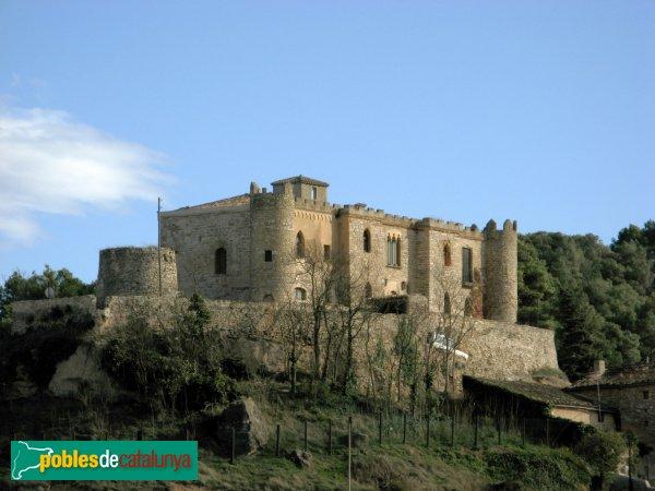 Les Piles - Castell de Biure