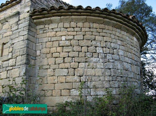 Les Piles - Sant Salvador de Figuerola, absis