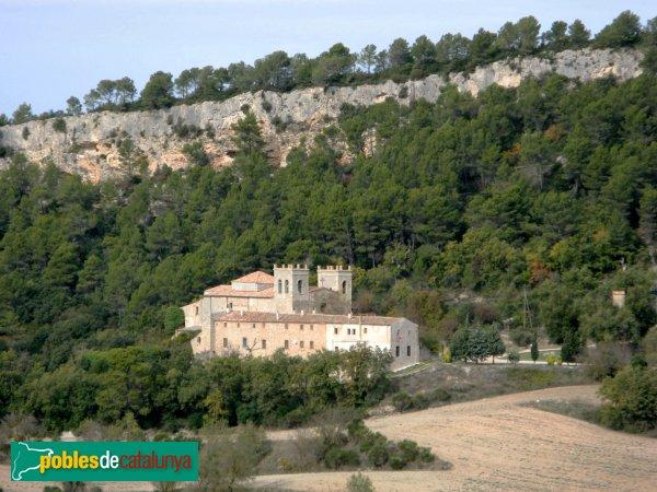Pontils - Sant Magí de la Brufaganya