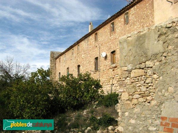 Pontils - Sant Magí de la Brufaganya, l'hostatgeria