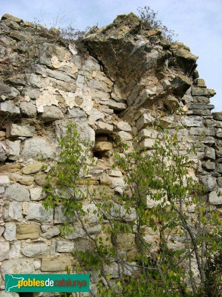 Pontils - Castell de Pontils