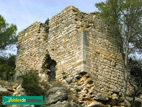 Pontils - Castell