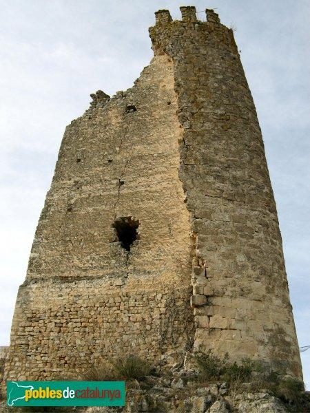 Pontils - Castell de Santa Perpètua de Gaià