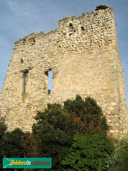 Pontils - Castell de Seguer