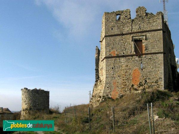 Savallà del Comtat - Castell dels comtes de Savallà