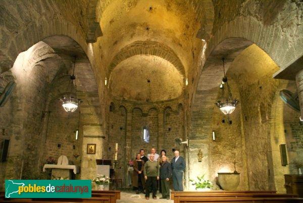Palau-saverdera - Església de Sant Joan