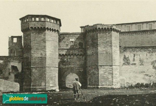 Monestir de Poblet - Porta Reial