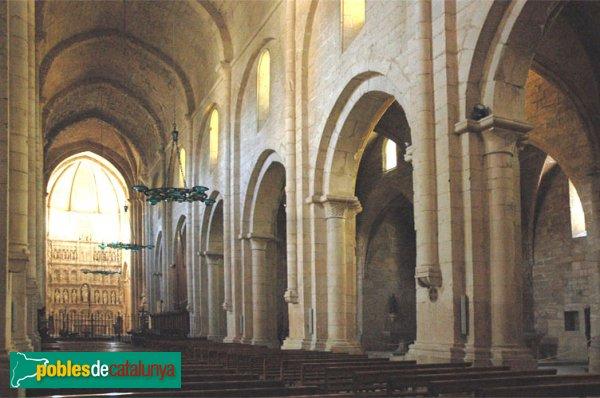 Monestir de Poblet - Església
