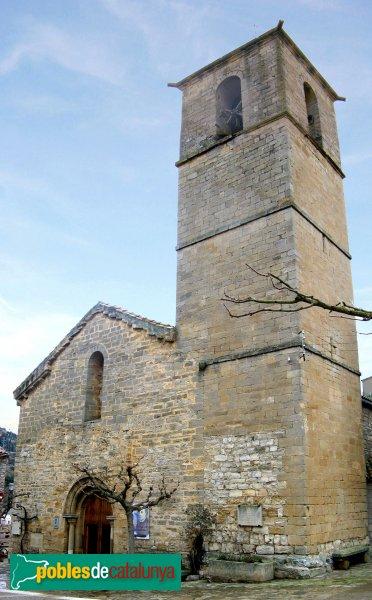 Vallfogona de Riucorb - Església de Santa Maria