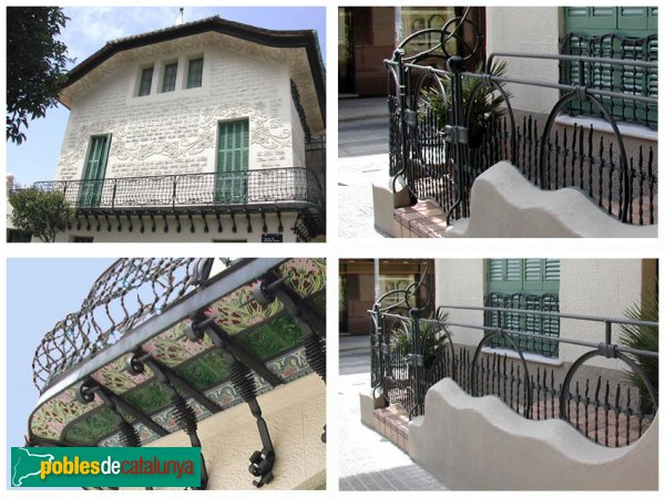 Badalona - Casa Pavillard