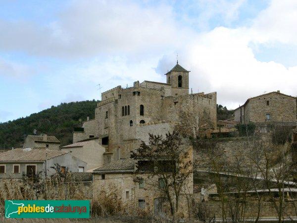 Vallfogona de Riucorb - Castell