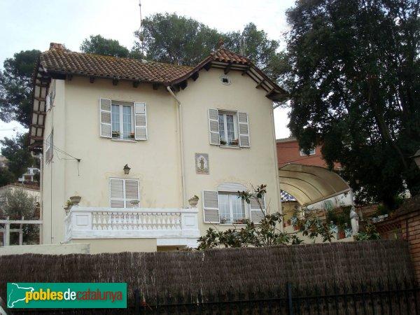 Casa joan verg s villa pilar cerdanyola del vall s - Casas en valles occidental ...