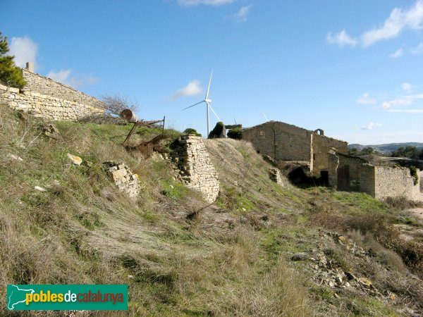 Llorac - Montargull