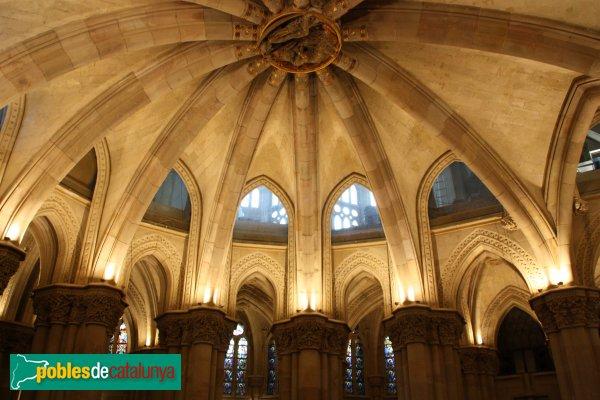 Barcelona - Cripta de la Sagrada Família