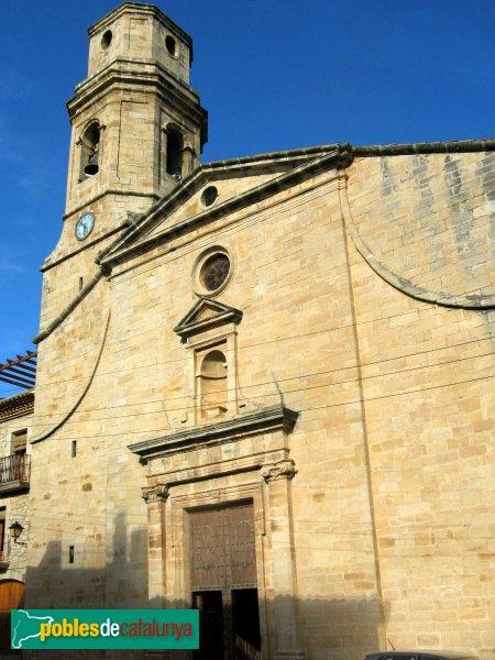 Vallclara - Església de Sant Joan